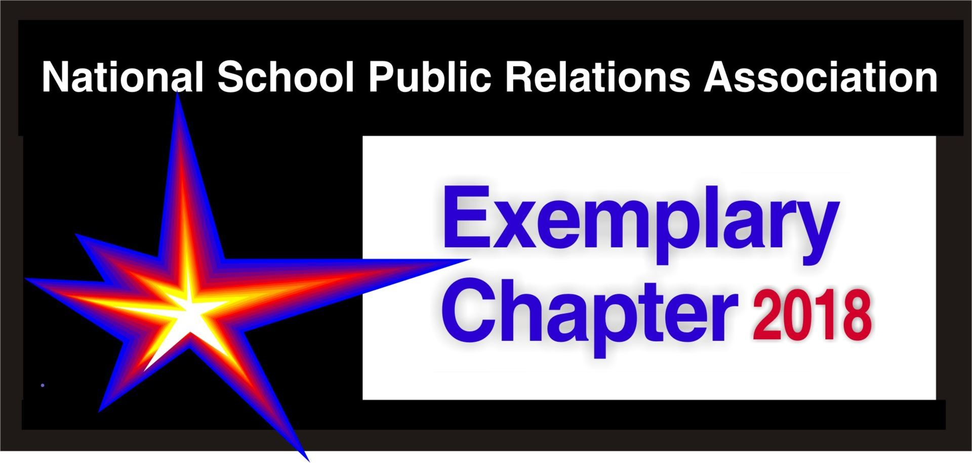 NSPRA Exemplary Chapter Logo