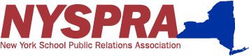 New York School Public Relations Association (NYSPRA) logo
